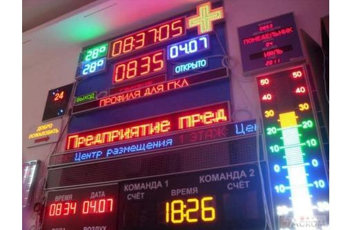 Изготовление бегущих строк! Мы поможем сделать ваш бизнес ярче!, фото — «Реклама Севастополя»