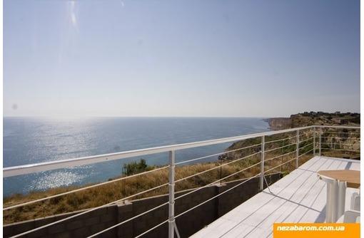 Отдых    у  моря, коттедж  на  Фиоленте, первая  линяя, фото — «Реклама Севастополя»