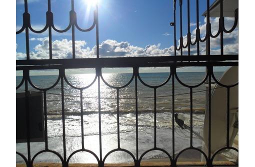 Сдаю эллинг  в  Каче, Морские  дачи, первая  линяя ,  первый  этаж, все  удобства, фото — Реклама Севастополя