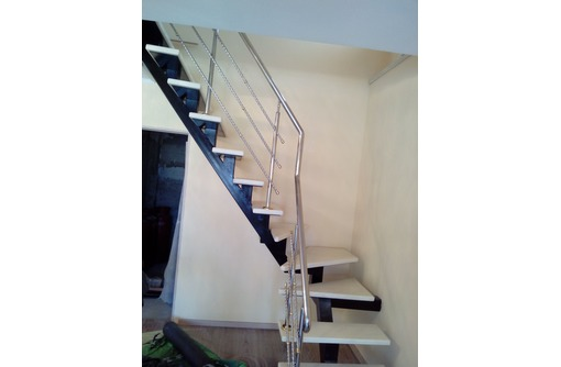 алюминиевые ограждения для балконов,террас,лестниц., фото — «Реклама Севастополя»