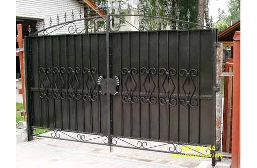 Решетки, ворота, лестницы . Изготовление и монтаж в Севастополе и Ялте., фото — «Реклама Севастополя»