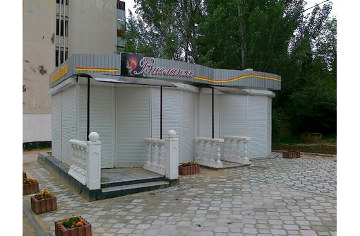 Балконы, площадки, лестницы, навесы, павильоны под ключ, фото — «Реклама Севастополя»