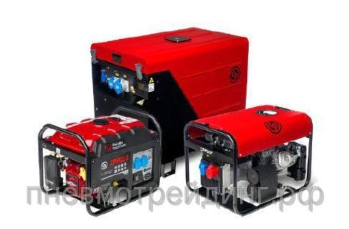 Бензиновые генераторы CPPG Standard (2,3 ― 5,0 кВт), фото — «Реклама Севастополя»