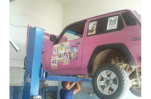 ремонт - тюнинг: нива, шевроле-нива, уаз (патриот, хантер), фото — «Реклама Краснодара»