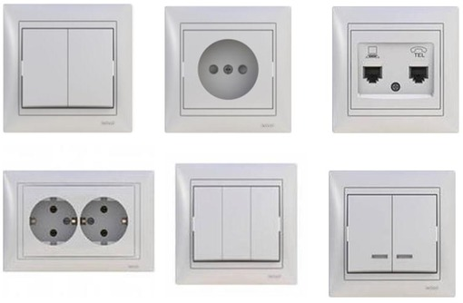 Электротехнические изделия, кабель, лампы, светильники, счетчики, фото — «Реклама Армавира»