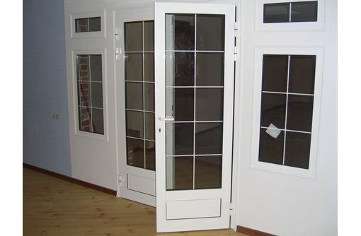 двери пластиковые. Изготовление, доставка., фото — «Реклама Краснодара»