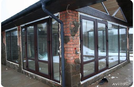 Продам ПВХ окна для балконов:, фото — «Реклама Краснодара»