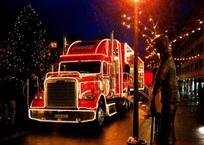 В Адлер приедет «Рождественский караван» (даты), фото — «Рекламы Кубани»