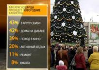 Половина краснодарцев проведет новогодние каникулы в кругу семьи. А вы?, фото — «Рекламы Кубани»