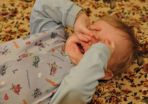 Почему дети на гв плохо спят ночью