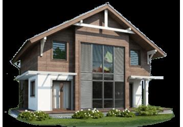 Канадские дома строят круглогодично, фото — «Реклама Кубани»