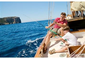 Где в Адлере можно ловить рыбу?, фото — Реклама Адлера
