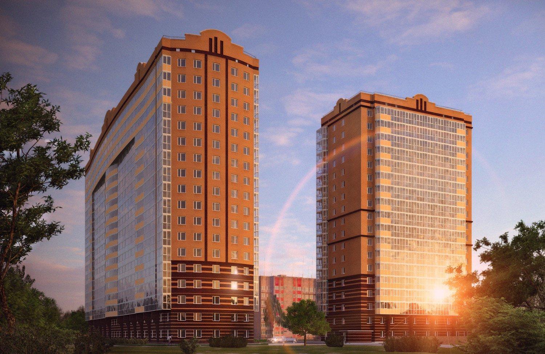 Строительство многоэтажек в Туле