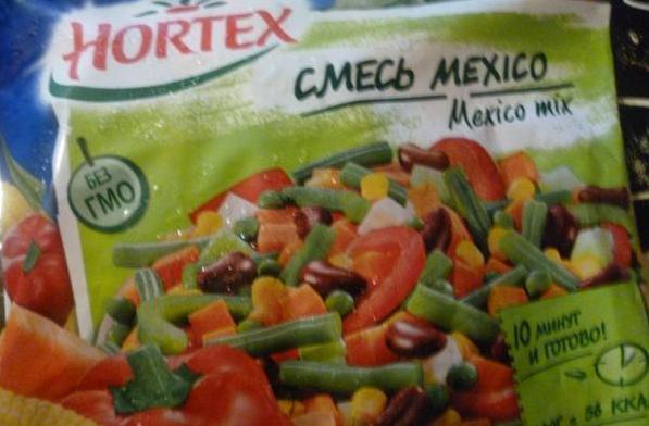 Замороженные овощные смеси рецепты
