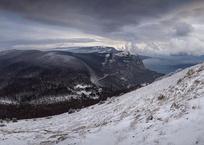 В Крымских горах обнаружили следы неизвестного существа, фото — «Рекламы Крыма»