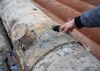 Где в Севастополе заменят старые трубы, фото — «Рекламы Севастополя»