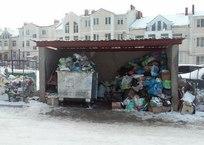 Севастопольские воры настолько суровы, что крадут даже мусорные контейнеры, фото — «Рекламы Севастополя»