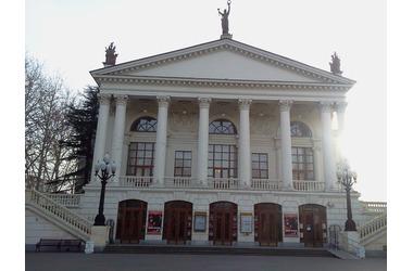 Театр им. А. Луначарского, фото — портал «Реклама Севастополя»