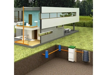 Устройство канализации в частном доме, фото — «Реклама Крыма»
