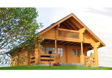 Компания «ДомРусс»: доступные дома из профилированного бруса собственного производства, фото — «Реклама Крыма»