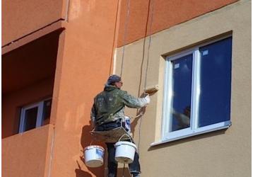 Строительные работы: от мелкого бытового ремонта до промышленного альпинизма, фото — «Реклама Севастополя»