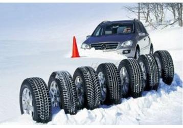 Как выбрать зимние шины для своего автомобиля, фото — «Реклама Крыма»