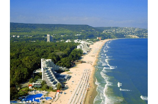 1-к в Болгарии на берегу моря Обмен на Ялту, фото — «Реклама Ялты»