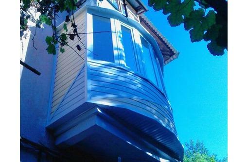 Балконы под ключ профессионально, фото — «Реклама города Саки»