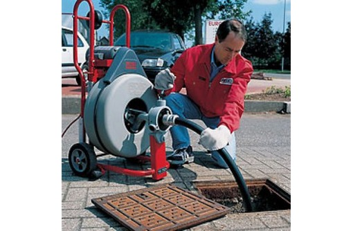 Прочистка канализации в Форосе, фото — «Реклама Фороса»