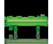 Кожухотрубные конденсаторы морского исполнения, фото — «Реклама Севастополя»