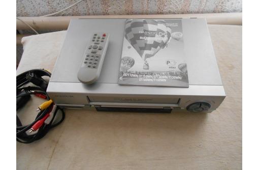 пишущий видеоплеер DAEWOO ELECTRONICS модель ST 160WN, фото — «Реклама Севастополя»