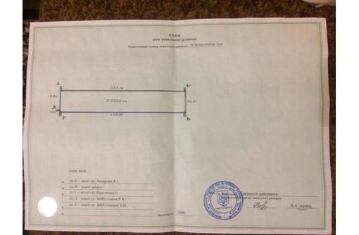 Продаётся земельный участок в Новофёдоровке!, фото — «Реклама города Саки»