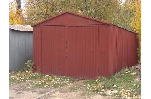 Куплю металлический гараж без места, фото — «Реклама Севастополя»