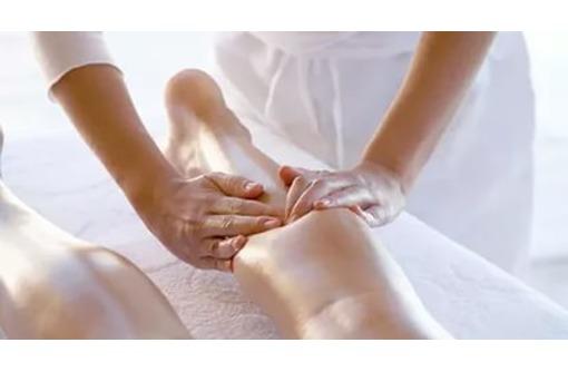 Лимфодренажный массаж, работают опытные специалисты, фото — «Реклама Севастополя»