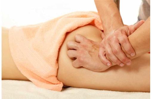 Антицеллюлитный массаж для Вашей фигуры, фото — «Реклама Севастополя»