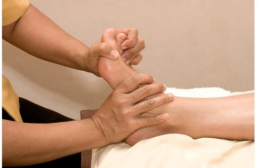 Тайский оздоровительный массаж стоп, фото — «Реклама Севастополя»