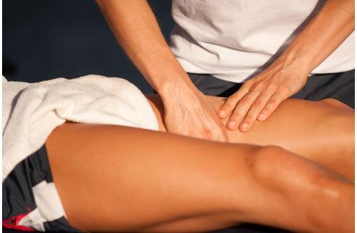 Спортивный массаж (силовой), фото — «Реклама Севастополя»
