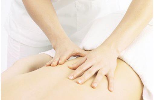 Массаж при болях в пояснице, фото — «Реклама Севастополя»