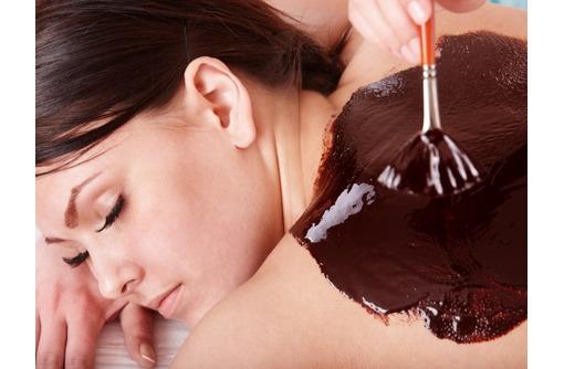 Шоколадный массаж, фото — «Реклама Севастополя»