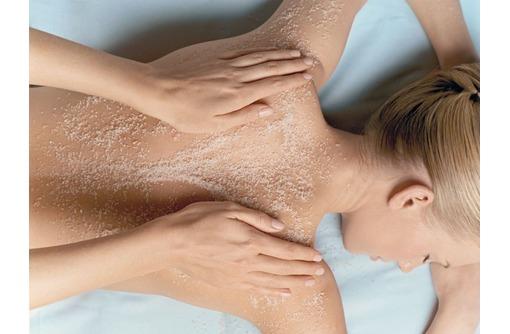 Пилинг – массаж, фото — «Реклама Севастополя»
