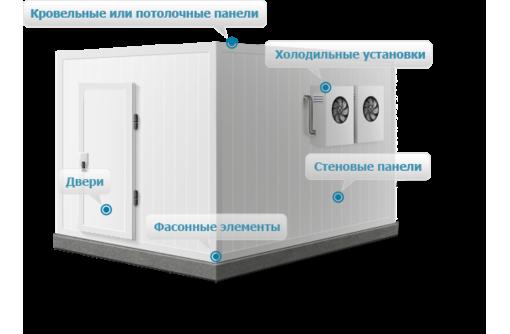 Холодильные камеры Ариада, фото — «Реклама Евпатории»