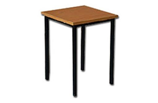 Табурет на металл каркасе с сиденьем ДСП от 390 руб, мебель дешевая для общежитий и гостиниц, фото — «Реклама Щелкино»