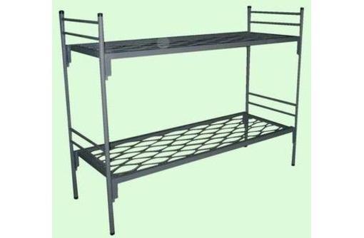 Кровати двухъярусные для санатория,кровати для детских лагерей. кровати дешевые по низким ценам,, фото — «Реклама Феодосии»