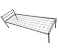 Кровати железные для гостиниц и санаториев, кровати оптом для рабочих  и строителей, дешевые кровати - Мягкая мебель в Щелкино
