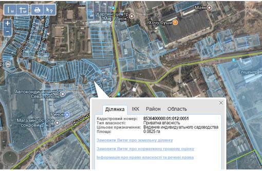 Продам участок 8 сот Севастополь Стрелецкий проезд р-н Авторынок, фото — «Реклама Севастополя»