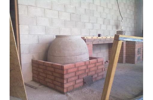 Камины печ под казан пампейские печи, фото — «Реклама Алушты»