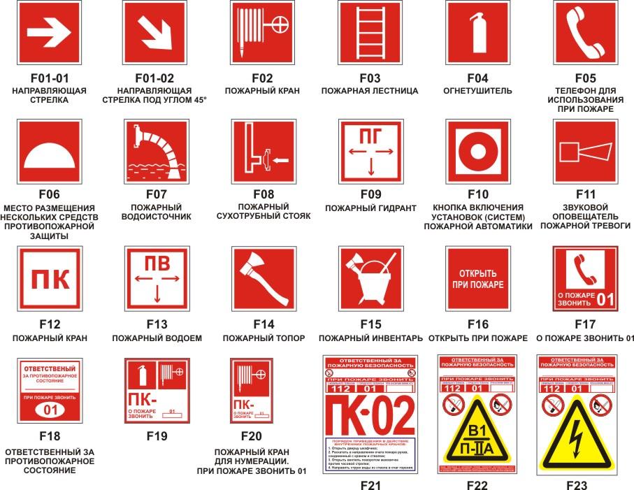 Знаки пожарной безопасности в крыму симферополь № 703597.