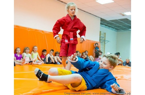 Проводиться набор в спортивные группы борьбы самбо и дзюдо детей с 4 лет  Никита, фото — «Реклама Севастополя»