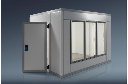 Холодильные камеры из сэндвич-панелей, фото — «Реклама Севастополя»