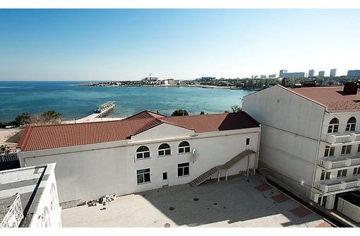 Помещение свободного назначения на берегу моря, фото — «Реклама Севастополя»